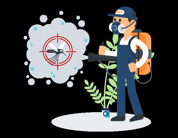 Professional Pest Control Narangba